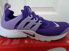 Nike Presto (gs) Running Trainers 833878 500 SNEAKERS Shoes UK 3.5 US 4y EU 36