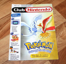2001 Club Nintendo Magazine Banjo Tooie Alice in Wonderland Mario 2 Kirby 64