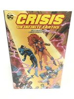 Crisis on Infinite Earths Companion Deluxe V2 DC Comics HC Hard Cover New Sealed