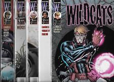 WILDCATS #1-#28 SET (NM-) + DIVINE INTERVENTION SPECIAL & WILDCATS ARMAGEDDON #1