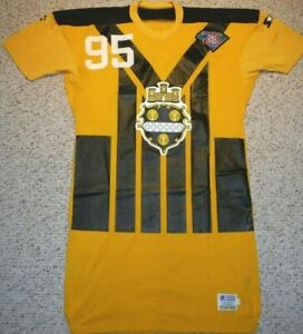 PITTSBURGH STEELERS TEAM ISSUED JERSEY 1994 GREG LLOYD THROWBACK STARTER JERSEY