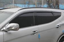 Premium Wind Deflector compatible with 2013 2014 2015 Hyundai Santa Fe 5seat