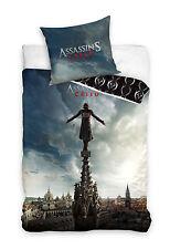 Assassin's Creed Cinéma Set Housse de couette Simple coton Garçons - 2 en 1