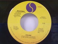 "MADONNA ""HOLIDAY / I KNOW IT"" 45"