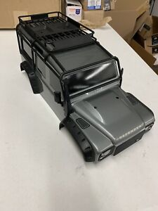 Traxxas TRX4 Defender Body Only Gray