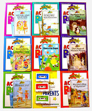 COLLIER'S READING PLUS HOME SCHOOL LEARNING PROGRAM Complete 8 books & Workbooks