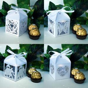 10pcs LED Tea Light holder Tealight Lantern Wedding LED Candle Boxes UK seller