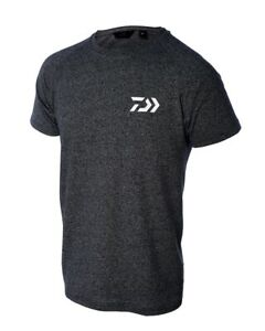 DAIWA DVEC DARK GREY  T-Shirt SIZE XXL RRP£24.99 TS-DGW-XXL