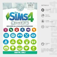 The Sims 4 + All Expansions | 30 DLC (PC & Mac, 2014)