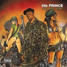 9th Prince - One Man Army (NEW CD)