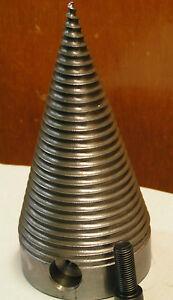 Holzspalter werkzeug fuer Kegelspalter,Drillkegel 120mm*250mm lg
