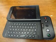 Untested Black HTC T-Mobile Dream G1 Cell phone