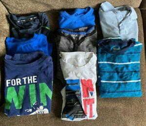 Huge Lot of Boys Fall/Winter Clothing, Size 10/12, DKNY, adidas, Nike, etc...