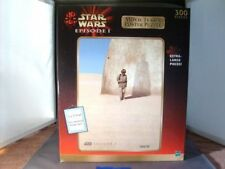 Star Wars The Phantom Menace Ep1 Episode 1 Vader Shadow Movie Poster Puzzle