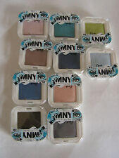MAYBELLINE  FARD A PAUPIERES MNY LOT DE 10 COULEURS NEUF SCELLE
