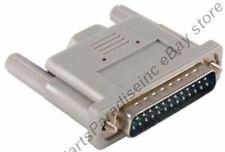 Parallel/Printer Loopback Tester Adapter DB25 Male port/jack Loop Back testing