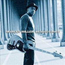 NEW SEALED Renaissance by Marcus Miller (CD, 2012, Concord Jazz) JZ1388