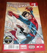 THE AMAZING SPIDER-MAN #1  NM+ (2014) FIRST PRINTING, MARVEL NOW!.