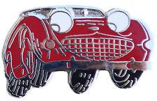 Happy Austin Healey Sprite MkI (Bugeye / Frogeye)  - Red