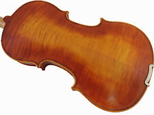 #312 Old/Used Beautiful 3/4 Hand Made Flamed Back Violin