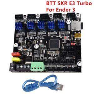 BIGTREETECH SKR E3 Turbo Control Board Integrated 5Pcs TMC2209 UART For Ender 3