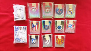 Champions League 2020/21 Topps - Complete set 582 stickers