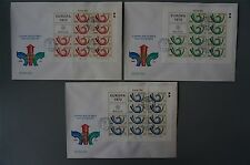 Malta Europa cept 1973 Klein arco joyas-fdc top! z1171
