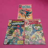 MARVEL THE TORPEDO COMICS *SEE DESCRIPTION* (102)