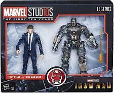 Marvel Legends Iron Man Tony Stark -prima armatura Mark I - scena fuga