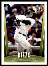 2017 Honus Bonus Fantasy Baseball #348 Anthony Rizzo CUBS NM-MT *260