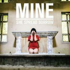 SHE SPREAD SORROW Mine CD Digipack 2018