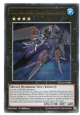 Full Armored Black Ray Lancer DUSA-EN008 Ultra Rare Yu-Gi-Oh Card 1st Mint New