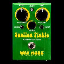 Way Huge Swollen Pickle MKIIS Fuzz Pedal