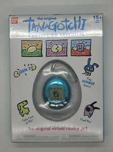 NEW The Original Tamagotchi  Virtual Reality Pet blue SEALED