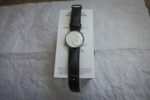 Used Withings Activité Steel White, New Battery Installed