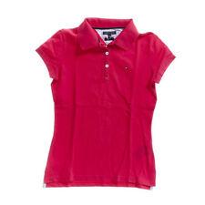 Unifarbene Tommy Hilfiger Normalgröße Damen-T-Shirts