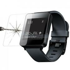Tempered Glass Film Screen Protector Skin Cover Guard for LG G Watch W100