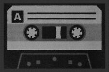 Fussmatte Tape Cassette Kasette Türmatte Fußabstreifer Fußmatte Schmutzmatte