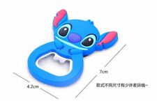 Lilo&Stitch Charms Beer Bottle Opener Kitchen Tool Fridge Magnet Decorations