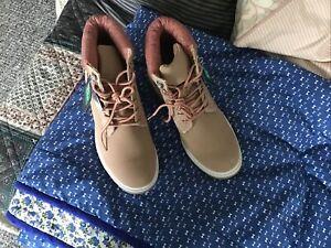 Damen Boots Gr. 42 Von Fila In Beige/ Rose, Neu Mit Etikett