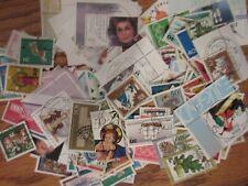 Ca. 200 Marken BRD - Nur Zuschlagsmarken  gestempelt Lot 3   (Ki-0)