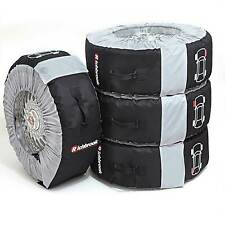 4 x Richbrook Standard 14-18 Inch Track Day / Winter Wheel And Tyre Bags