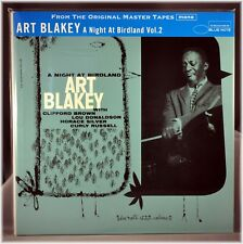 Art BLAKEY Night At V2 JAPAN 200G VINYL LP Blue Note Premium MONO Master DBLP-36