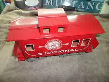 "McCoy MFG TCA Standard Gauge ""Go National"" Caboose Train Car"