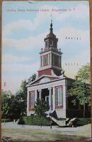 Kingsbridge, NY 1908 Postcard: Fordon Manor Reformed Church - New York