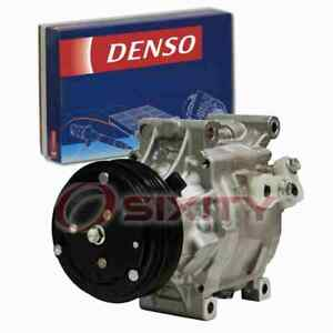 Denso AC Compressor for 2004-2010 Mazda RX-8 Heating Air Conditioning Vent bf