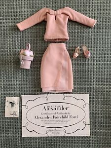 "Madame Alexander doll compagny  outfit 15,5"": ""Alex Alexandra Fairchild Ford """