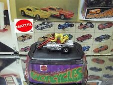 70's Hot Wheels Redline Sizzlers Fat Daddy Chopcycles #02 New Motor NiMH Battery