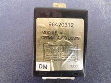 Chevrolet Daewoo Evanda Steuergerät Spiegel vorne links 96420312