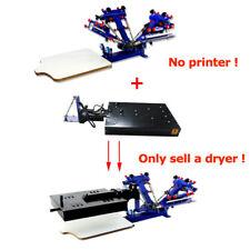 Screen Printing Flash Dryer T Shirt Printing Curing Dryer Silk Screen Equipment